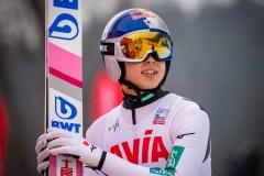 Ryoyu Kobayashi (fot. Daniel Maximilian Milata / Maxim's Sports)