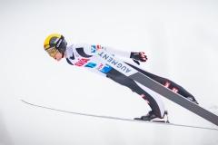 Manuel Fettner (fot. Daniel Maximilian Milata / Maxim's Sports)