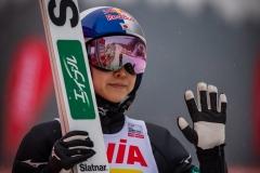 Sara Takanashi (fot. Daniel Maximilian Milata / Maxim's Sports)
