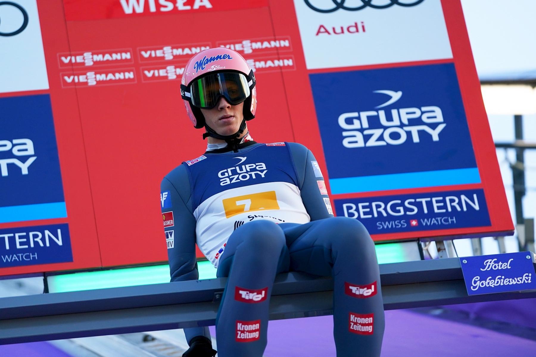 DSC01057 - PŚ Engelberg: Kobayashi wygrywa i odzyskuje plastron lidera, Stoch przegrał z wiatrem! [WYNIKI]