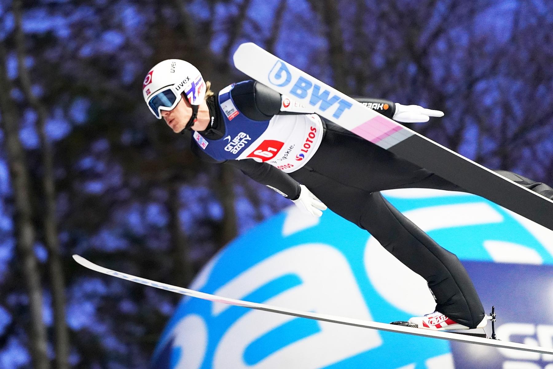 """DSC01307 - Raw Air Challenge: Johansson wygrywa skoki do celu, Tande narciarski """"maraton"""""""