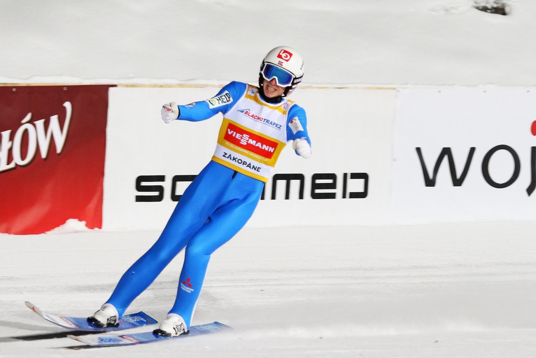 Puchar Swiata Zakopane2021 2weekend 2konkurs fotJuliaPiatkowska 105 - Trener Stöckl zdecydował. Znamy norweską szóstkę na mistrzostwa świata