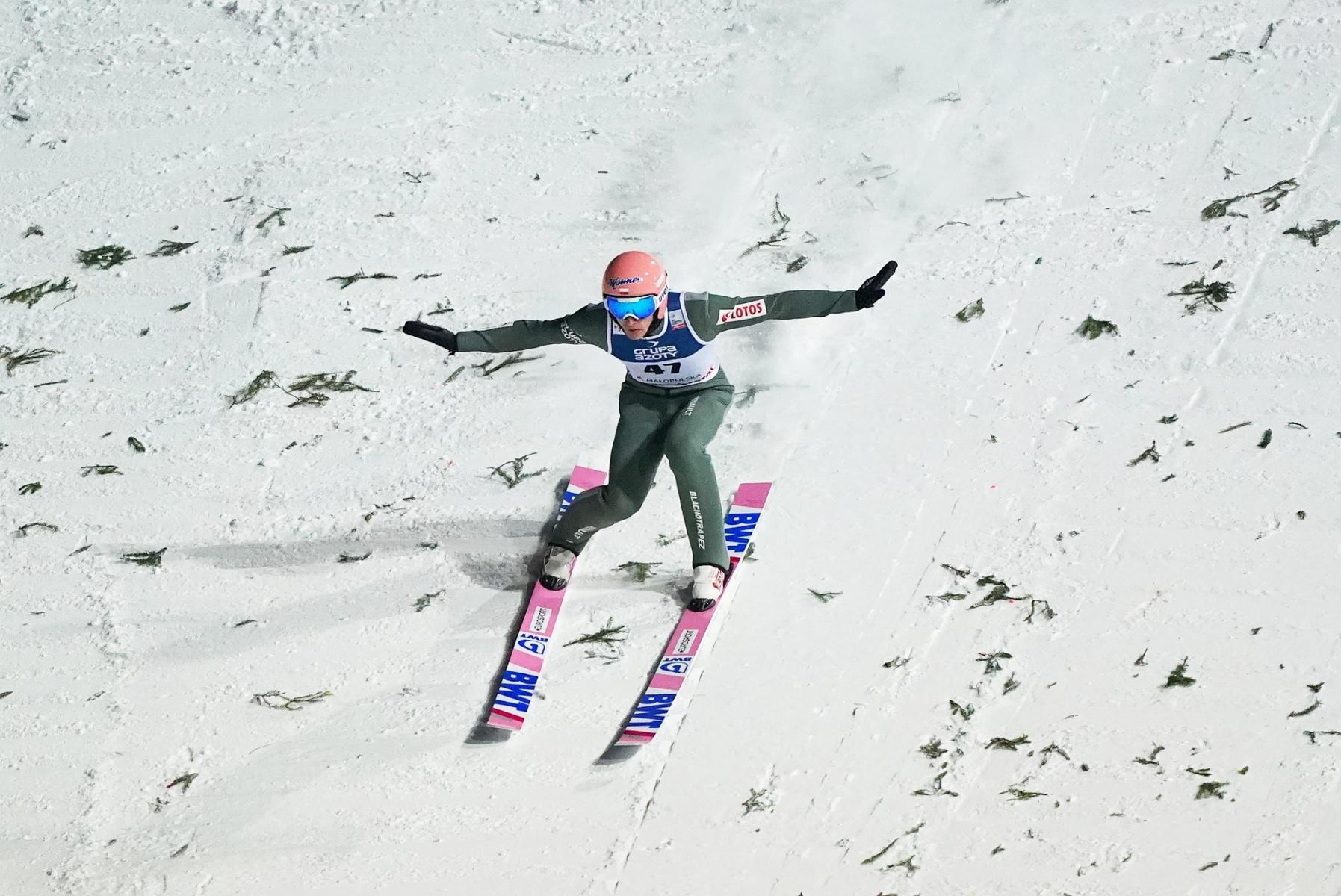 Puchar Swiata Zakopane 2021 konkurs indywidualny fotJuliaPiatkowska 77 - PŚ Klingenthal: Granerud zdominował treningi, Kubacki i Żyła najwyżej z Polaków