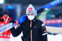 Marius Lindvik (fot. Julia Piątkowska)