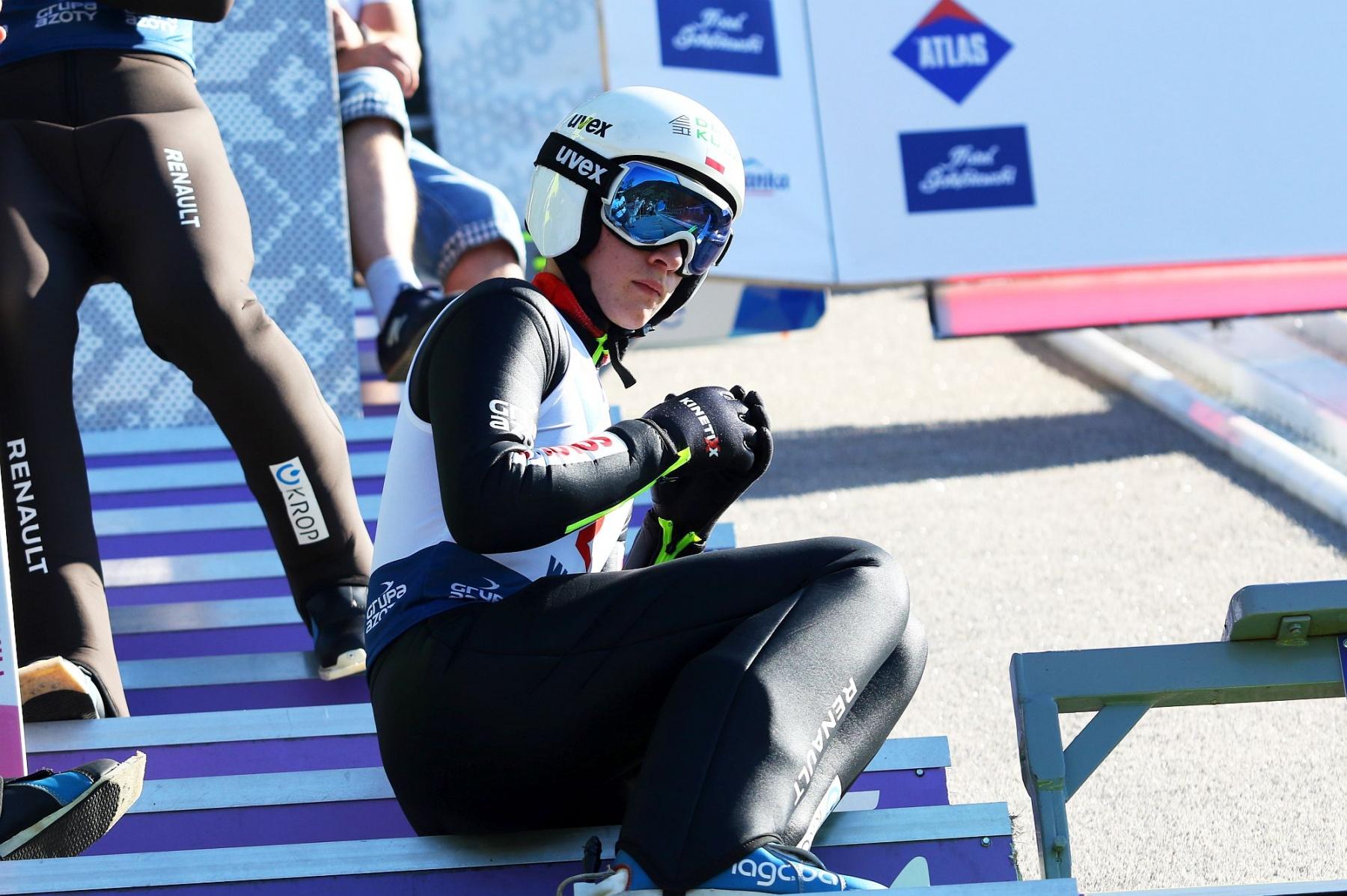 LGP Wisla 2020 treningi 9 - FIS Cup Oberhof: Moerth wygrywa konkurs, Ortner klasyfikację generalną