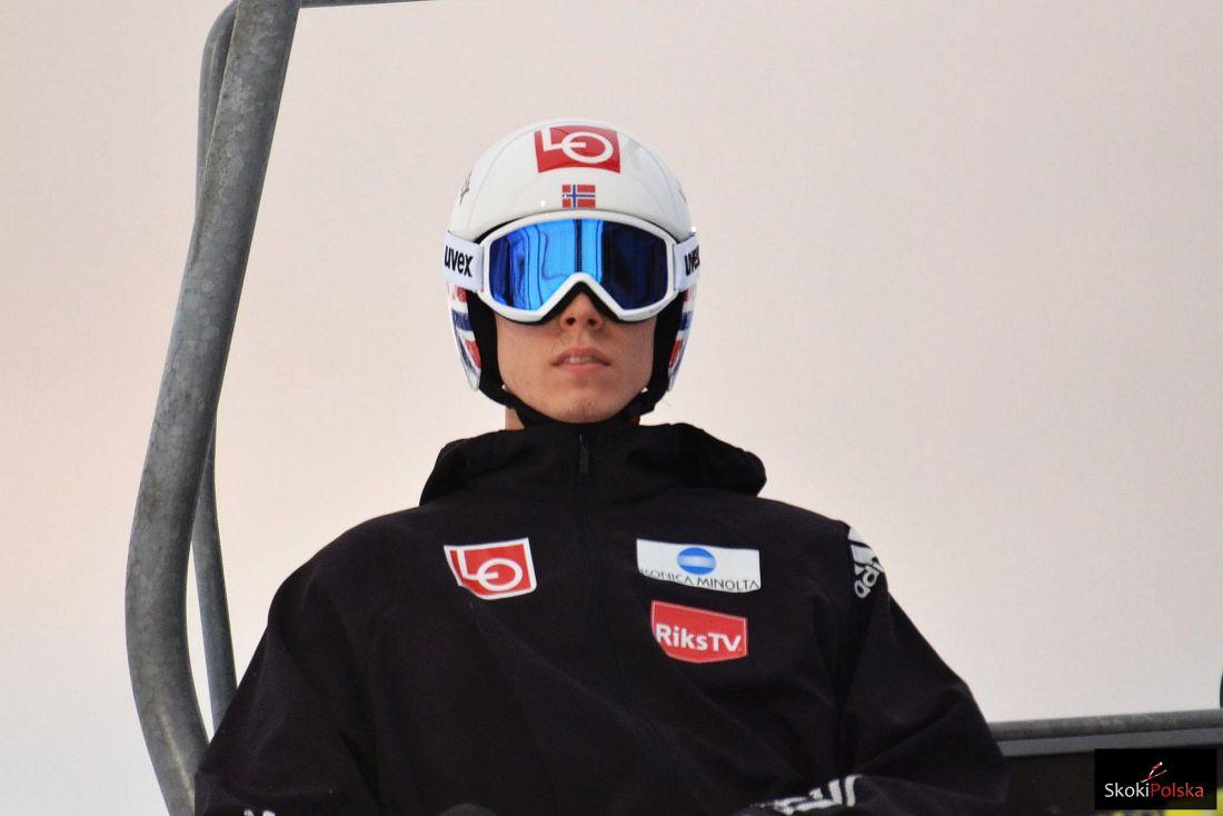 Johann Andre Forfang (fot. Maria Grzywa)