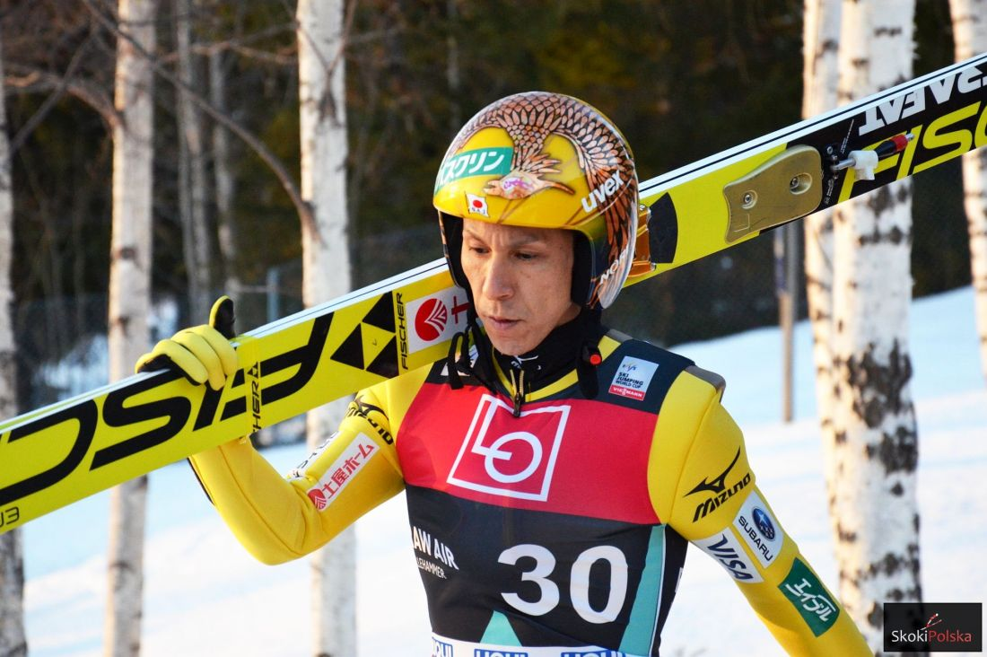 Noriaki Kasai (fot. Maria Grzywa)