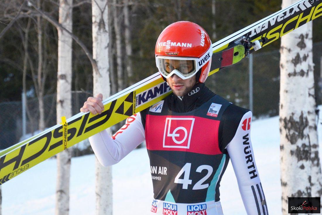 Markus Eisenbichler (fot. Maria Grzywa)