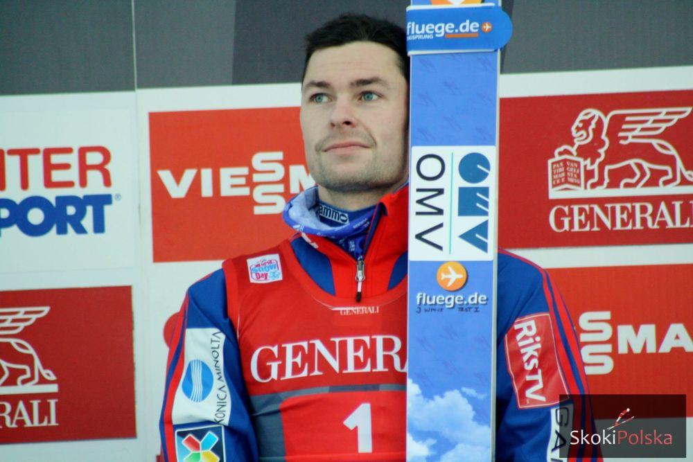 """10380085 869330109755499 7913155103595259717 o - Anders Jacobsen dla SkokiPolska: """"Nie sądzę, abym wygrał cały Turniej"""""""