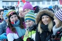 Kibice na Grosse Olympiaschanze, fot. Julia Piątkowska