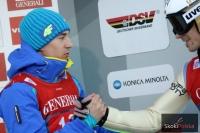 Kamil Stoch i Piotr Żyła, fot. Julia Piątkowska