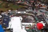 Kibice na \'Grosse-Olympiaschanze\' w Ga-Pa, fot. Julia Piątkowska