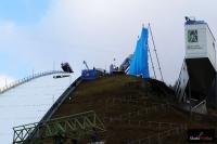 'Grosse-Olympiaschanze' w Ga-Pa, fot. Julia Piątkowska