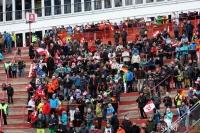 Kibice w Innsbrucku, fot. Julia Piątkowska
