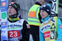 Anssi Koivuranta i Kamil Stoch, fot. Julia Piątkowska