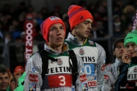 Johann Andre Forfang i Andreas Stjernen, fot. Julia Piątkowska