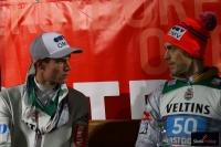 Kenneth Gangnes i Andreas Stjernen, fot. Julia Piątkowska