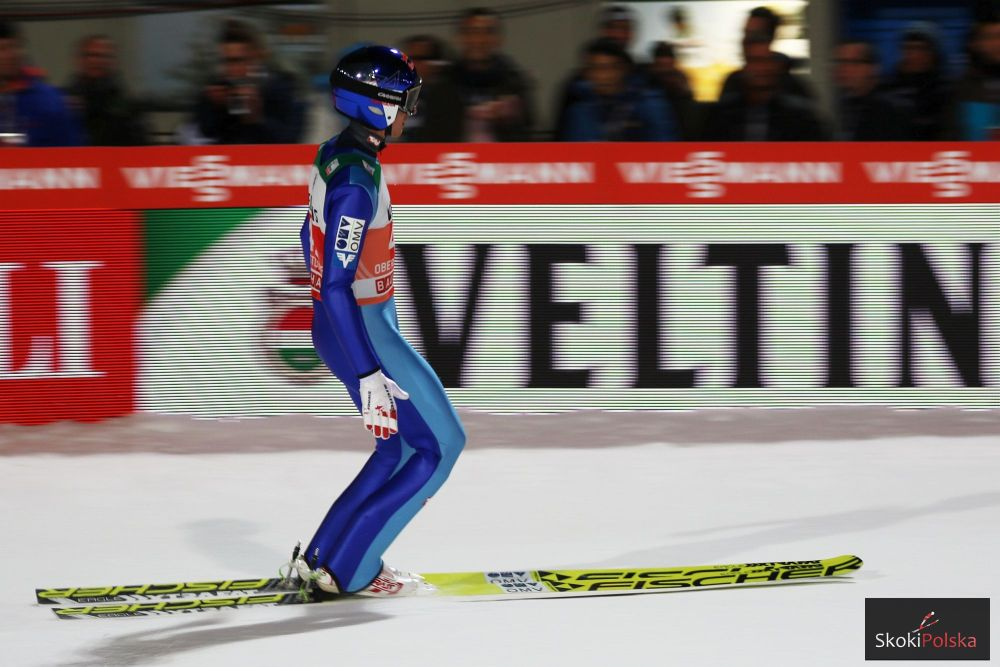 Gregor Schlierenzauer, fot. Julia Piątkowska