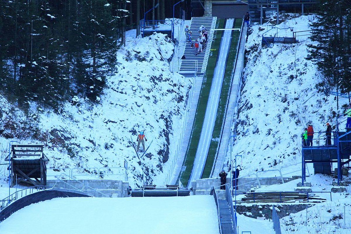 Zmodernizowana Wielka Krokiew w Zakopanem (fot. Alicja Kosman / PZN)