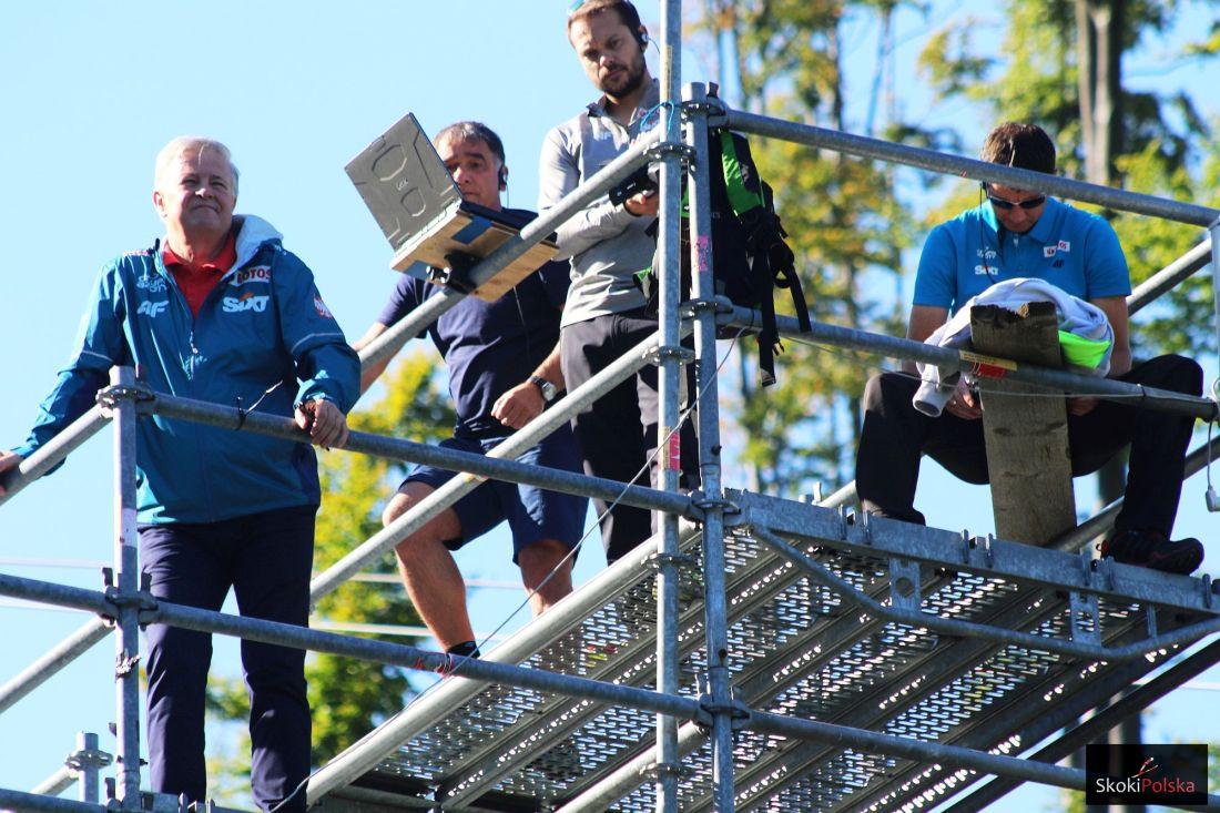 """8H7A6991 - Stefan Horngacher dla SP: """"W Lahti chcemy walczyć o medale"""" (WIDEO)"""