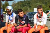 Kamil Stoch, Jakub Wolny, Klemens Murańka (fot. Bartosz Leja)