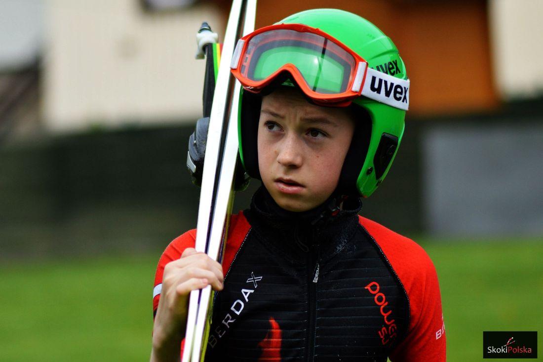 DSC 0018 - Utalentowany 16-latek dołączył do polskiej kadry juniorów