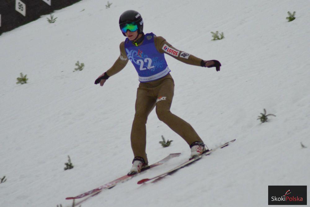 DSC 0135 - Pięciu polskich juniorów wystartuje w FIS Cup w Notodden