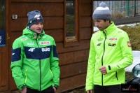 Maciej Maciusiak i Łukasz Kruczek, fot. Bartosz Leja