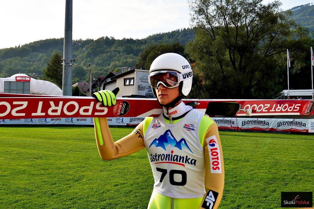 Przemysław Kantyka (fot. Magdalena Janeczko)