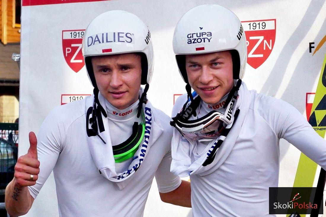 Klemens Murańka i Aleksander Zniszczoł (fot. Magdalena Janeczko)