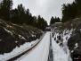 Wielka Krokiew w Zakopanem ośnieżona (1.12.15)