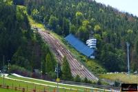 Modernizacja zeskoku Wielkiej Krokwi w Zakopanem (fot. Bartosz Leja)