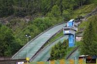 Kompleks 'Średniej Krokwi' w Zakopanem, fot. Bartosz Leja