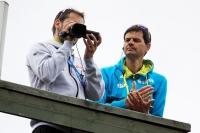 Michal Dolezal i Stefan Horngacher, fot. Alicja Kosman / PZN