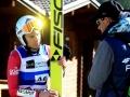 Kamil Stoch i Stefan Horngacher, fot. Alicja Kosman / PZN