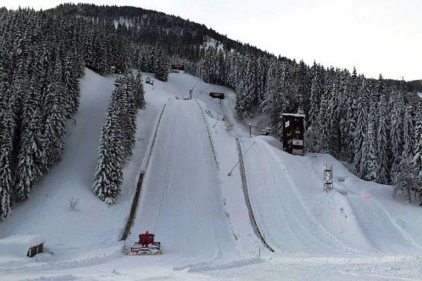 Eisenerz Erzbergschanze WSV.Eisenerz - AUSTRIA - skocznie narciarskie