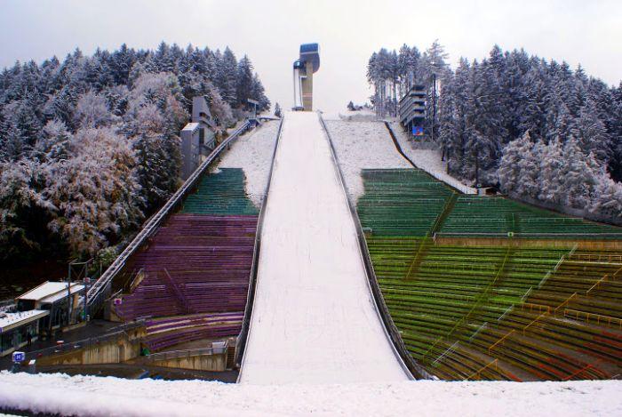 Innsbruck Bergisel bergisel.info - AUSTRIA - skocznie narciarskie
