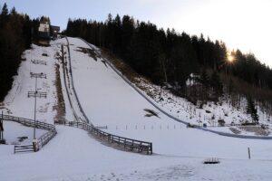 Kulm 'Skiflugschanze', fot. Taxiarchos228