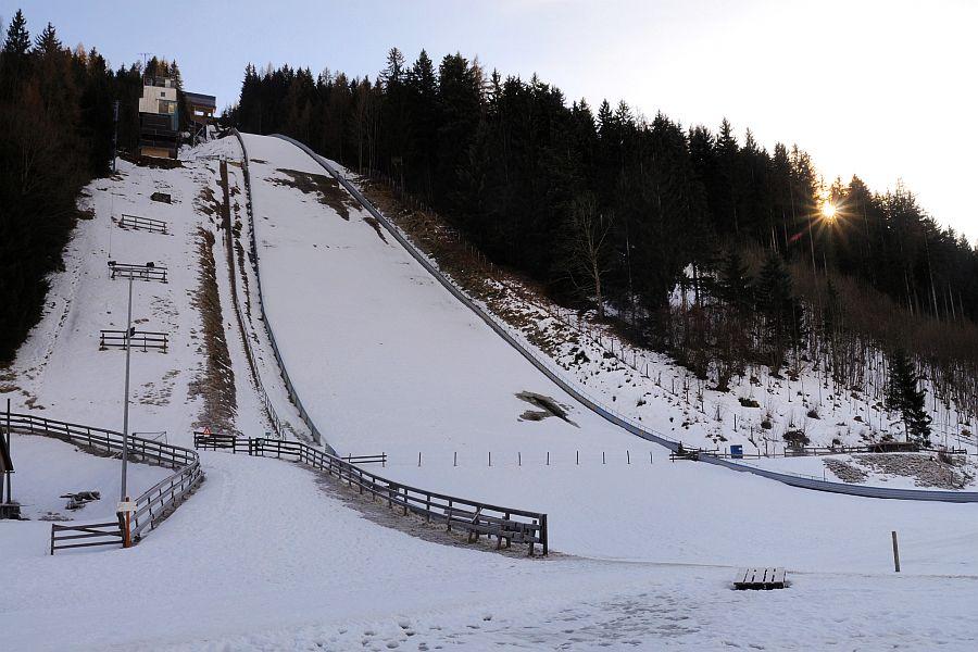 AUSTRIA – skocznie narciarskie