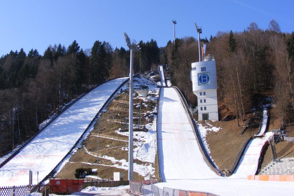 bischofshofen paschanze eweht - AUSTRIA - skocznie narciarskie