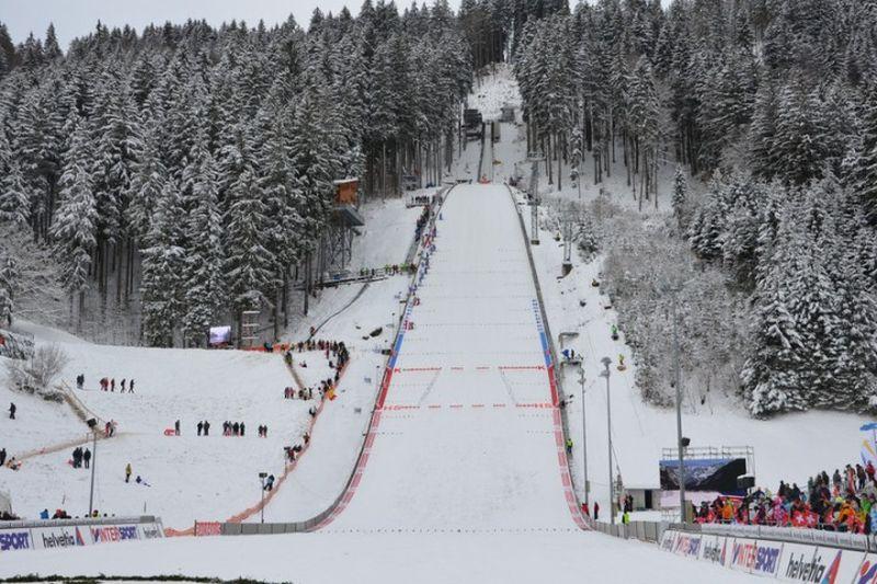 SZWAJCARIA – skocznie narciarskie