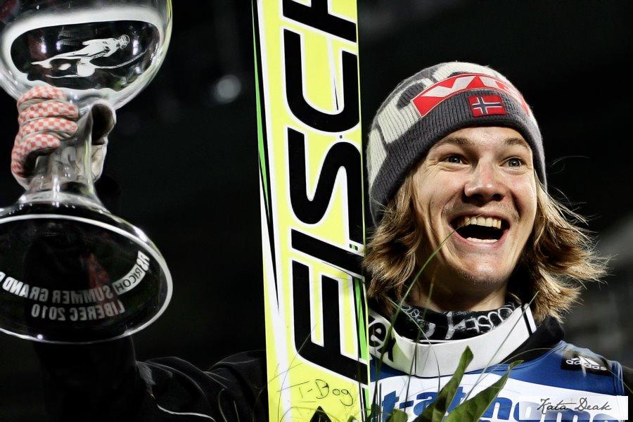 hilde tom kd - PK Engelberg: Hilde zdecydowanym zwycięzcą, podium dla Stękały!