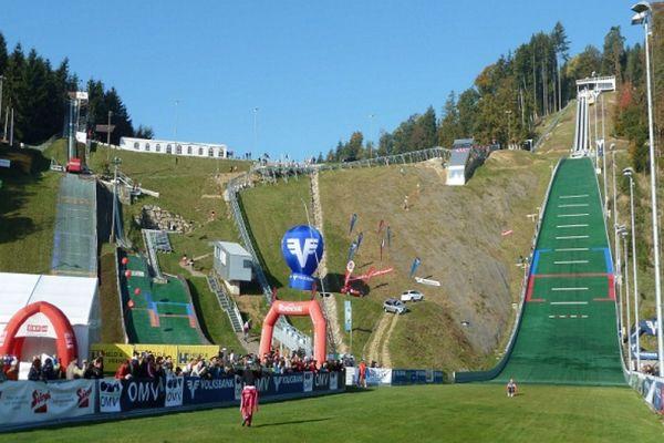 hinzenbach - AUSTRIA - skocznie narciarskie