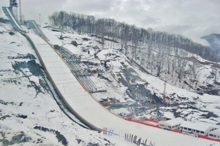 soczi estosadok russkigorkijumpingcenter fotspbniifk.ru - ROSJA - skocznie narciarskie