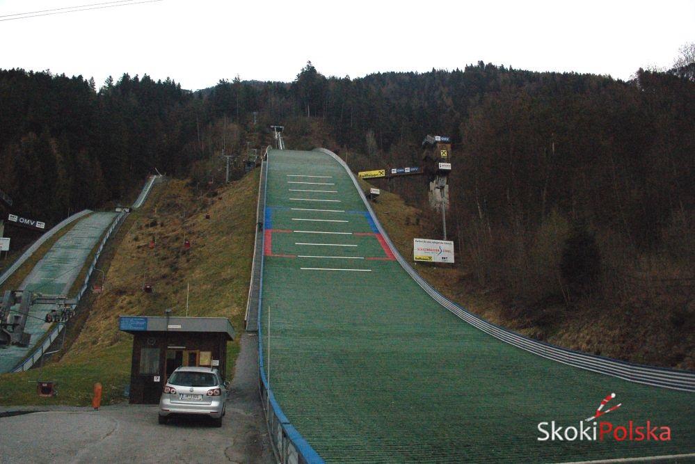 stams brunnentalschanzen s.piwowar - AUSTRIA - skocznie narciarskie