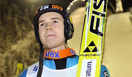 Harri Olli fot. Matti Björkman