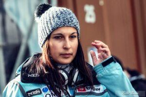 Anja Tepeš, fot. Kata Deak