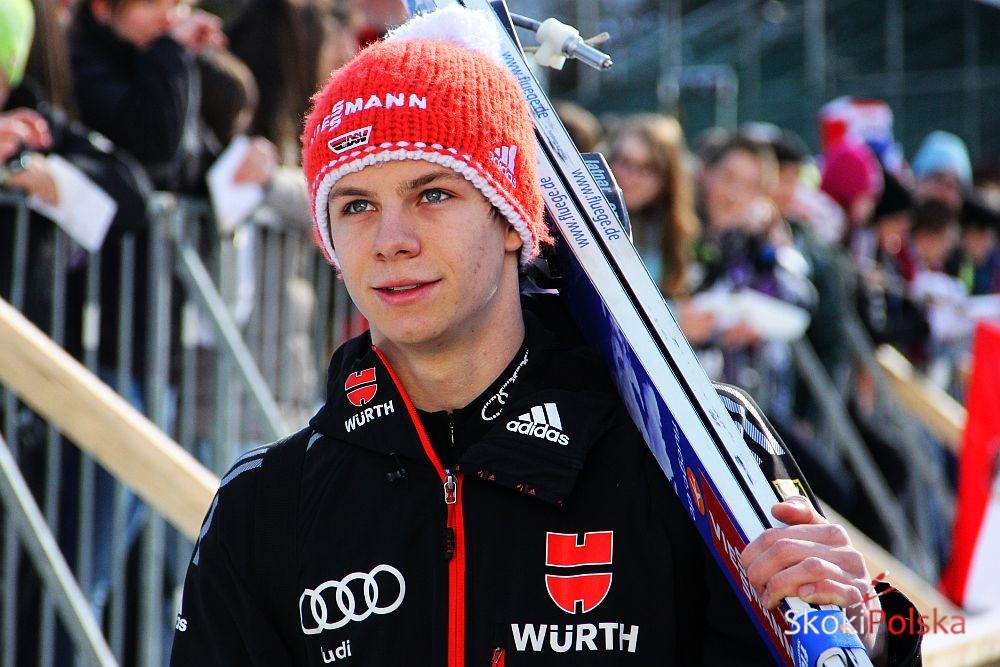 LGP Klingenthal: Wellinger najlepszy w serii próbnej, rekordowy skok Krafta
