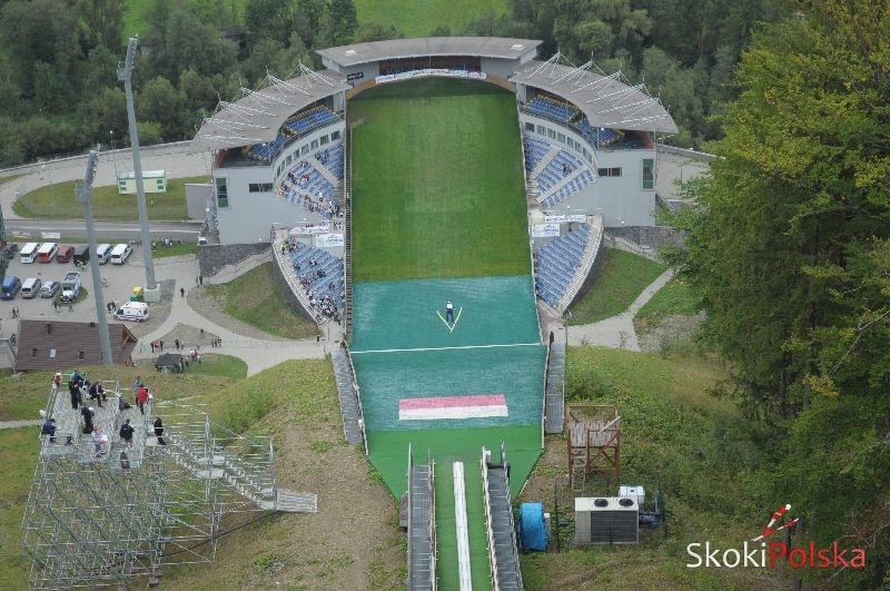 wislamalinka - FIS CUP WISŁA-MALINKA - DZIEŃ PIERWSZY