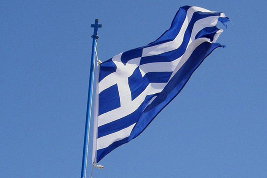 grecja flaga klearchos - NOWA – STARA TWARZ NA SKOCZNIACH NARCIARSKICH – REPREZENTANT… GRECJI!